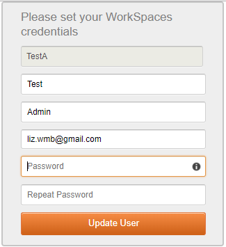 Getting started with Amazon Workspaces - C-wise
